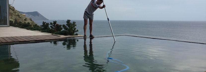 Сервисное обслуживание бассейнов в Краснодаре